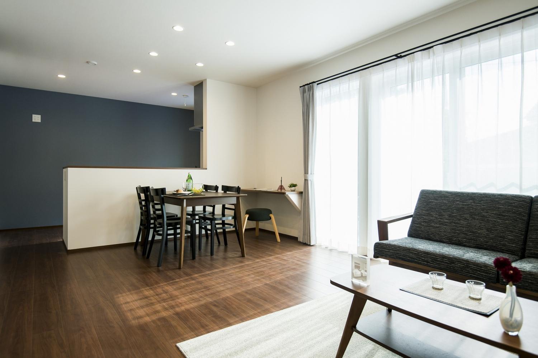 【浜線バイパスそば】光熱費がおトクに!高気密・高断熱のモダンスタイルの家完成!