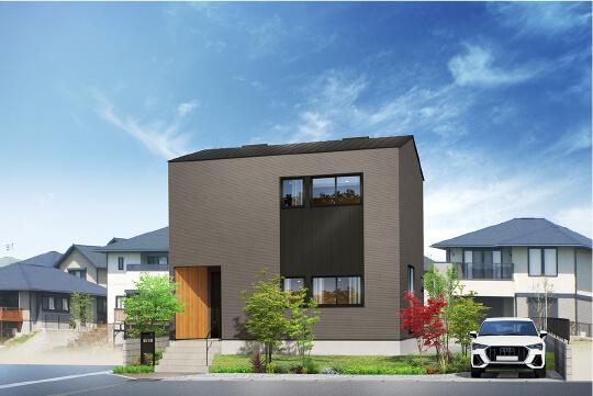 性能・デザイン・価格全てが理想的なバランスの家